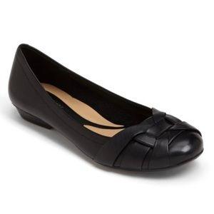 Naturalized Black Maude Comfort Shoe Size 9